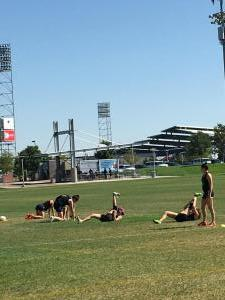 Day 1 Set- Warm-up 11 - Site Acclimation - Dicks Sporting Goods Park - NCAA Rugby Championship - Denver, Colorado.JPG