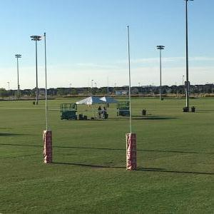 Day 1 Set- Warm-up 1 - Site Acclimation - Dicks Sporting Goods Park - NCAA Rugby Championship - Denver, Colorado