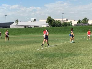 Day 1 Set- Warm-up 5 - Site Acclimation - Dicks Sporting Goods Park - NCAA Rugby Championship - Denver, Colorado.JPG