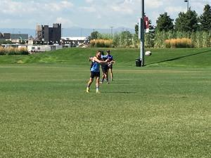Day 1 Set- Warm-up 7 - Site Acclimation - Dicks Sporting Goods Park - NCAA Rugby Championship - Denver, Colorado.JPG