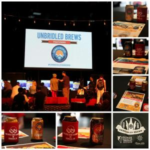 Denver beer co collage
