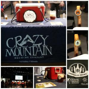 crazy mountain collage